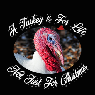 A Turkey is For Life